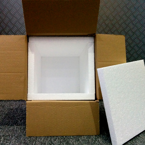 Polystyrene Cool Boxes