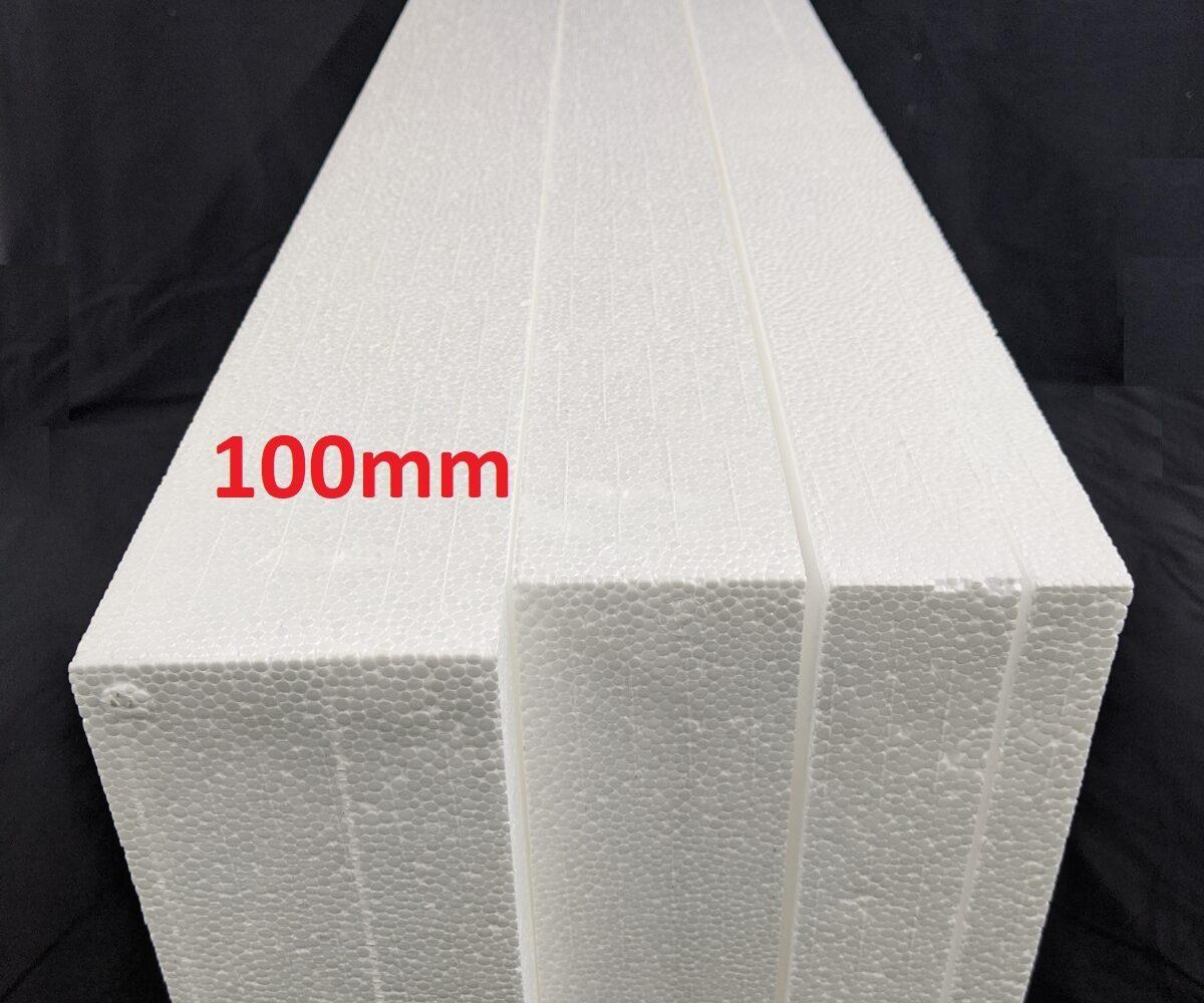 Polystyrene Insulation Sheet 100mm