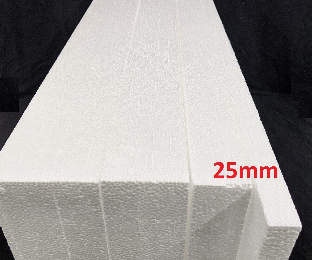 Polystyrene Insulation Sheet 25mm