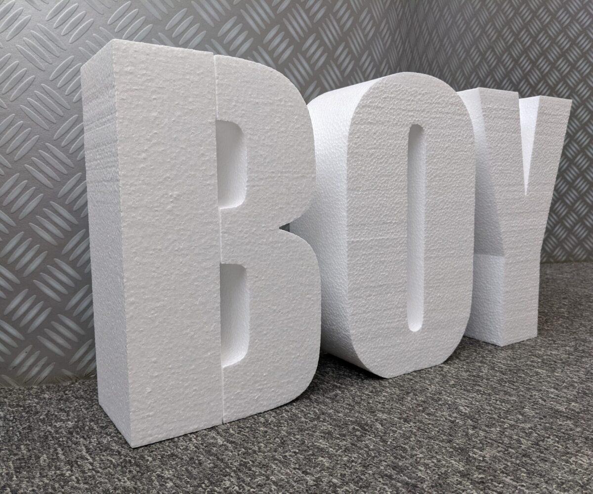 Boy Letters 1